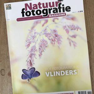 Publicatie In Natuurfotografie Magazine Nr 23 20018